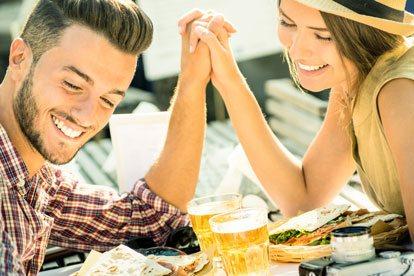 Los mejores signos para una relación seria con Cáncer